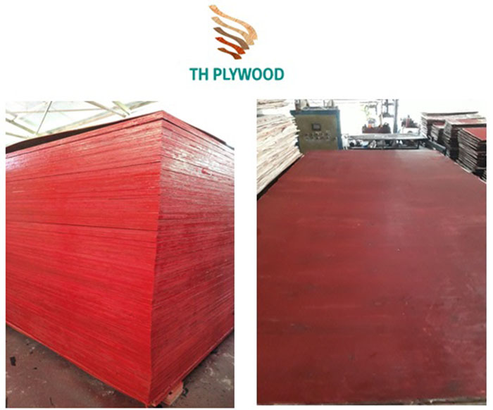 glue coated cp plywood