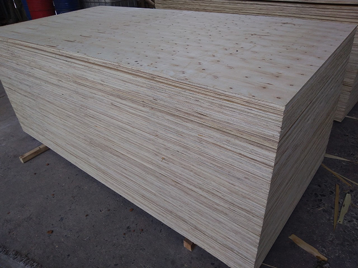 packing plywood grade bc