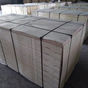 plywood packing crate